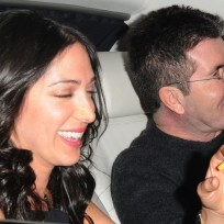 Simon-cowell-and-lauren-silverman-photo