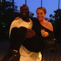 Lindsay lohan shaquille oneal