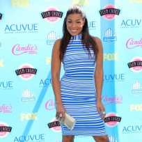 Jordin Sparks at the Teen Choice Awards