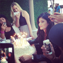 Kylie Jenner Birthday Celebration