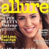 Jennifer Garner Allure Cover