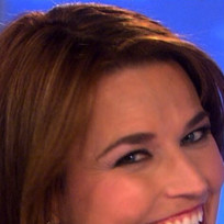 Savannah Guthrie Red Hair