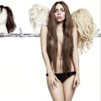 Lady Gaga Topless Again
