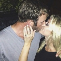 Paulina Gretzky and Dustin Johnson