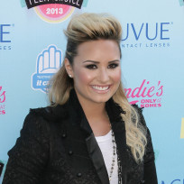 Demi Lovato Teen Choice Awards Photo