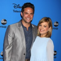 Brandon barash and kirsten storms