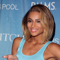 Ciara Red Carpet Pic