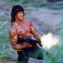Stallone-as-rambo