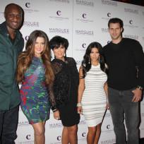 Lamar odom kris humphries kardashians