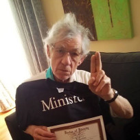 Ian mckellen minister