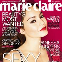 Vanessa Hudgens Marie Claire Cover