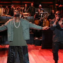 Kanye on Jimmy Fallon