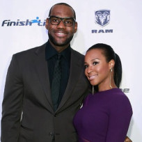 Lebron and savannah brinson