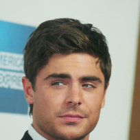 Handsome Zac Efron