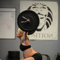 What do you think of a pregnant woman doing CrossFit when she's eight months along?