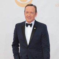 Kevin spacey at the emmys
