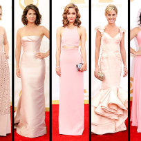 Whose pink Emmy dress is best?