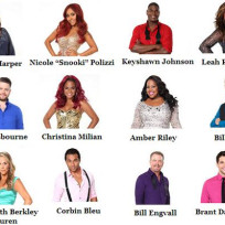 Dancing With the Stars Cast Season 17