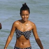 Karrueche Tran Bikini Pic