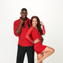 Keyshawn Johnson on Dancing With the Stars