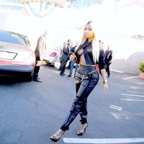 Nicki Minaj Nip Slip Photo