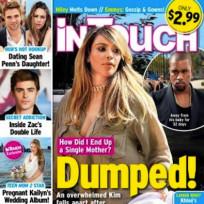 Kim Kardashian Dumped Cover