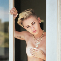 Miley Cyrus for Rolling Stone