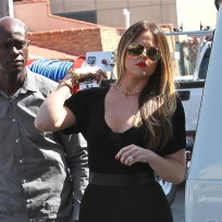 Khloe Kardashian Without Lamar