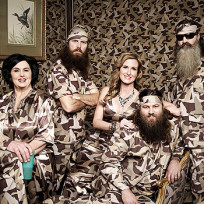 Duck Dynasty Cast Photo
