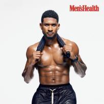 Usher Shirtless