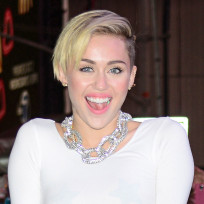 Did the Miley Cyrus stroke joke go too far?