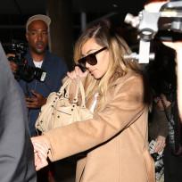 Kim Kardashian: Landing in LAX