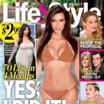 Kim Kardashian Bikini Body: The Return!