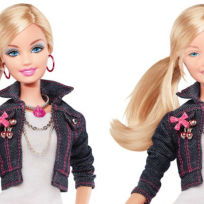 Barbie With No Makeup