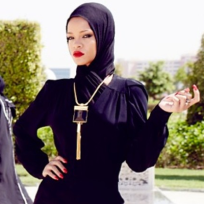 Rihanna in Abu Dhabi