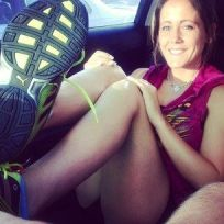 Jenelle No Pants