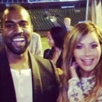 Kanye West and Kim Kardashian Engagement