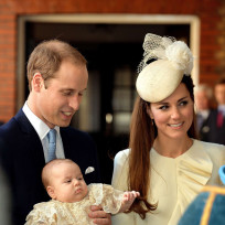 George kate and william