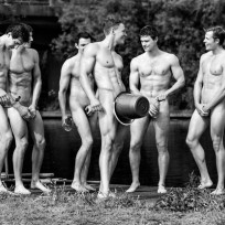 The University of Warwick Rowing Club: Naked!