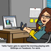 Bitstrips Comics Take Over Facebook