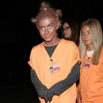 What do you think of Julianne Hough donning blackface for Halloween?