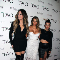 The Kardashians in Vegas