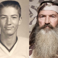 Phil Robertson: No Beard!