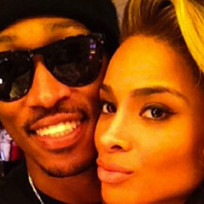 Ciara and Future Photo