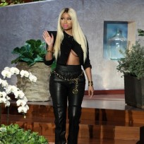 Nicki Minaj Fashion Pic