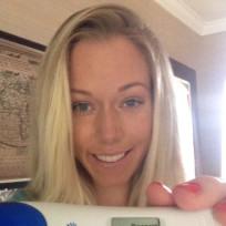 Kendra Wilkinson Pregnancy Test