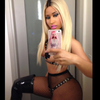 Nicki Minaj on Halloween