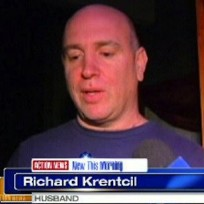Richard krentcil tan mom husband