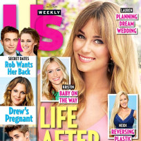 The Hills Us Weekly Cover