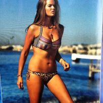 Robyn Lawley Bikini Shot